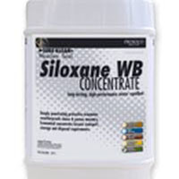 Sealers - Siloxane WB Prediluted and Concentrate